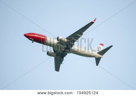 Boeing 737 Airliner