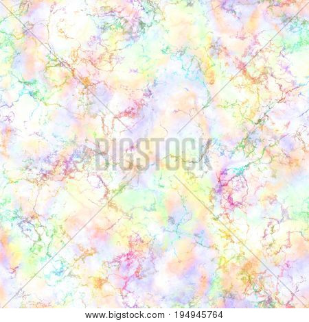 Abstract light colorful smoke on white background, Multicolor clouds, Blurs, Rainbow cloudy pattern, Blurry color spectrum, Texture background, Seamless illustration
