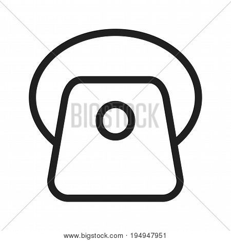 Air, purifier, humidifier icon vector image. Can also be used for Climatic Equipment. Suitable for mobile apps, web apps and print media.