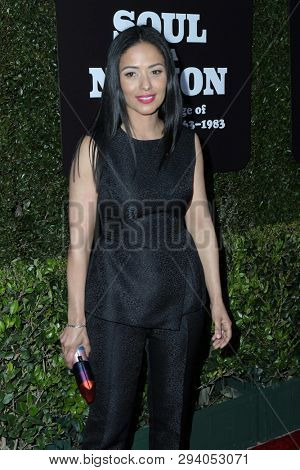 LOS ANGELES - MAR 22:  Meta Golding at the