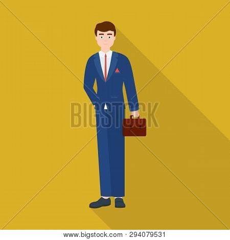 Vector Design Of Man  And Business Icon. Collection Of Man  And Businessperson  Stock Vector Illustr