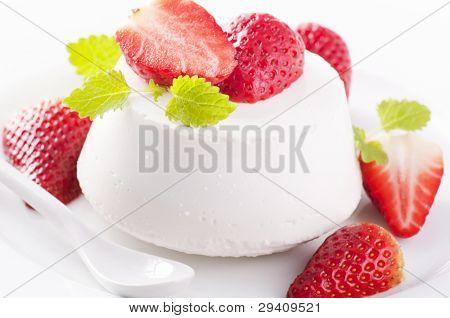 Ricotta dessert poster