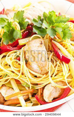 Goreng noodles