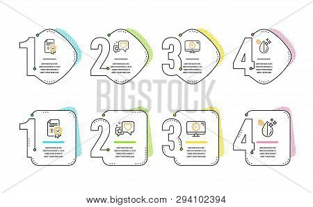 Seo Timer, Heart And Certificate Icons Simple Set. Dirty Water Sign. Analytics, Star Rating, Verifie