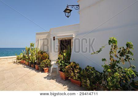 Mediterrean Terrace