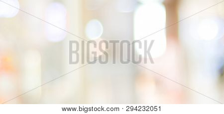 Blur Abstract Background, Blurred Gradient Bright Light With Copy Space Backdrop, Banner, Blank Mord