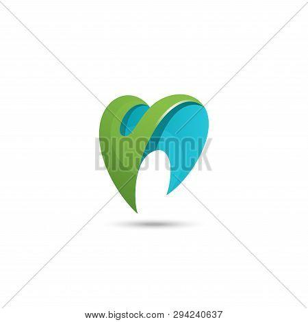 Dental Logo Design. Dental Healthcare Symbol. Dentist Creative Logo Design. Modern Dental Clinic Log
