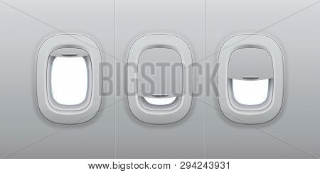 Aircraft Windows  Vector & Photo (Free Trial) | Bigstock