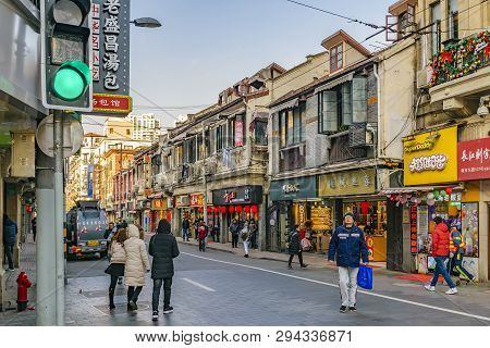 Shanghai French Concession Zone