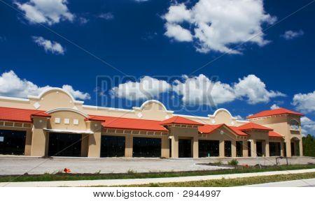 Strip Mall Construction