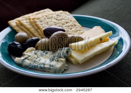 Cheese Plate 01