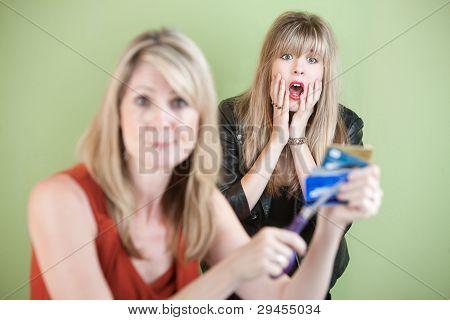 Cut The Credit Card