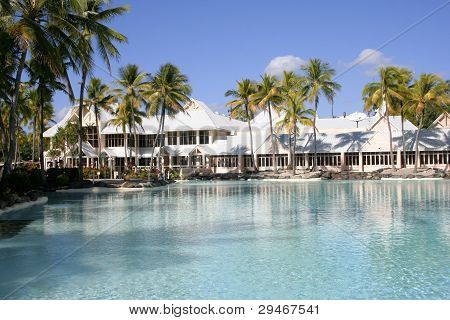 Tropical Resort And  Pool, Port Douglas, Queensland
