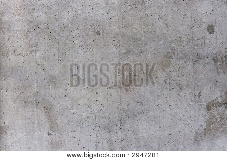 Grungy Concrete Texture For Background
