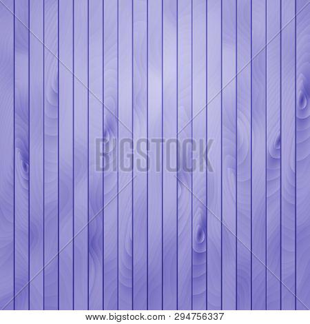 Cartoon Wooden Table Background. Planks. Vector Illustration.