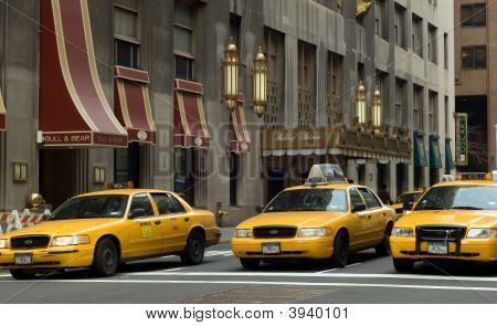 Park Ave New York City