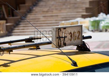 Taxi Detail In Djerba, Tunisia