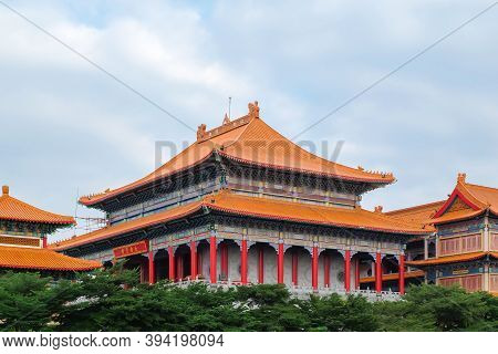 Chinese Buddhist Temple In Bangkok Names