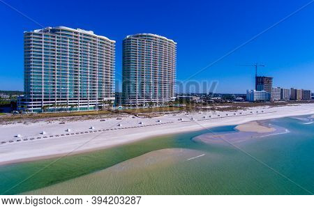Turquoise Place Condominiums In Gulf Shores, Alabama