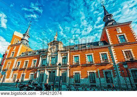Santa Cruz Palace, Also As Building Of Ministry Of Foreign Affai