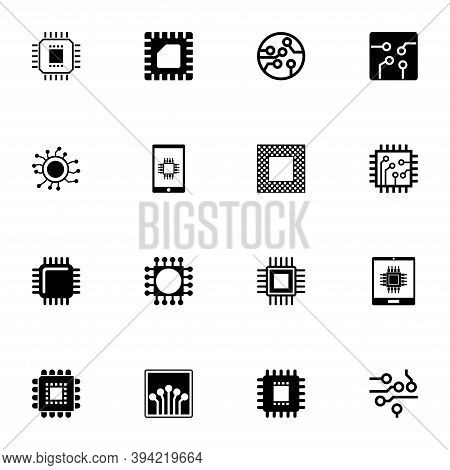 Electronics Icon - Expand To Any Size - Change To Any Colour. Perfect Flat Vector Contains Such Icon
