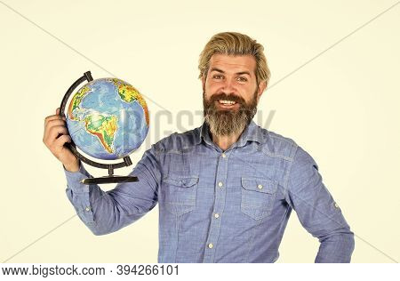 Earth Day. Global And International Concept. Protect Earth. Eco Movement. Geography Teacher. Earth G