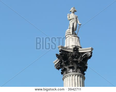 Nelson\'S Column, London