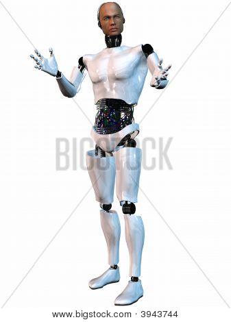 Herobot 3D Figure