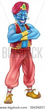 Evil Genie Standing