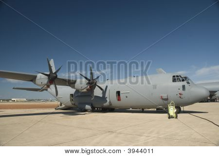 C130J Transport Aircraft