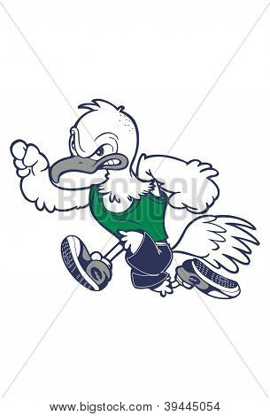 Athletic Bird.