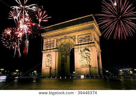 Arc De Triumph