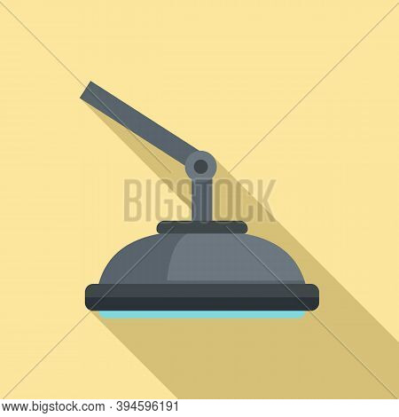 Operation Surgical Light Icon. Flat Illustration Of Operation Surgical Light Vector Icon For Web Des