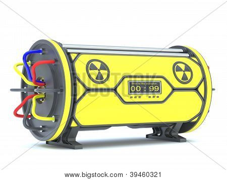 Nuclear time bomb
