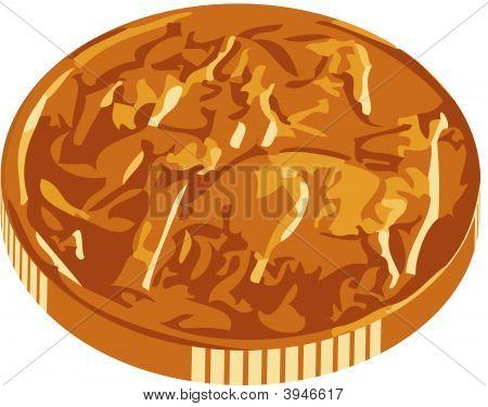 Australian $1 Coin