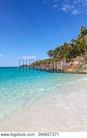 Whithaven Beach Is One Of The Worlds Most Famous Beaches Located On Whitsunday Island In Far North Q