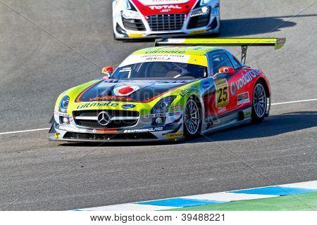 Iber Gt Championship 2011