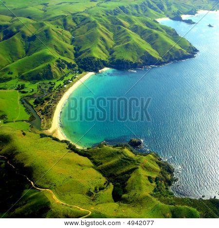 Tapou Bay, Nova Zelândia