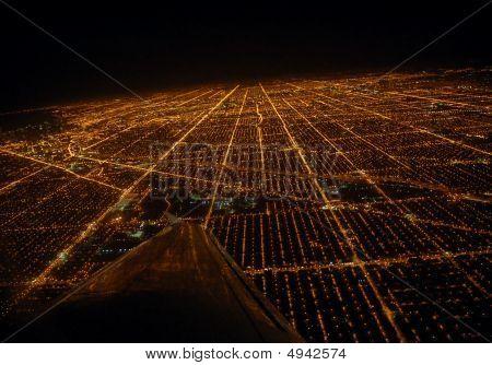 Megapolis Form Above