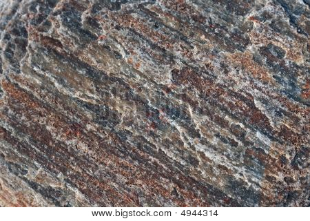 Surface Of A Volcanic Stone As Background