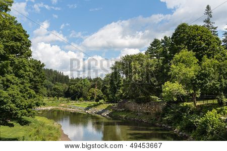 Tranquil Vermont