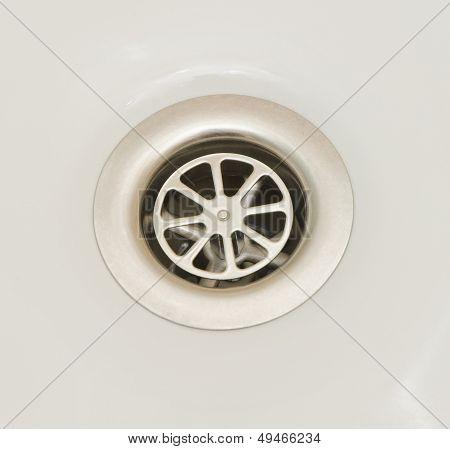 Water drain kitchen