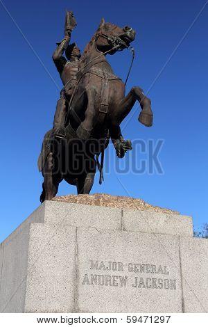 Andrew Jackson Monument