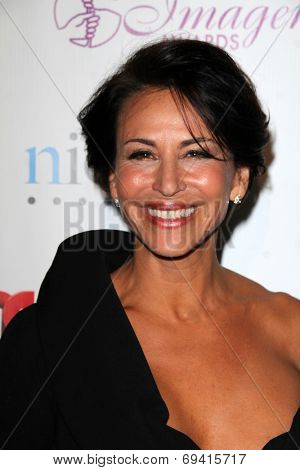 LOS ANGELES - AUG 1:  Giselle Fernandez at the Imagen Awards at the Beverly Hilton Hotel on August 1, 2014 in Los Angeles, CA