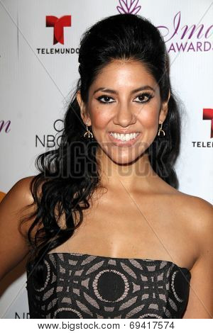 LOS ANGELES - AUG 1:  Stephanie Beatriz at the Imagen Awards at the Beverly Hilton Hotel on August 1, 2014 in Los Angeles, CA
