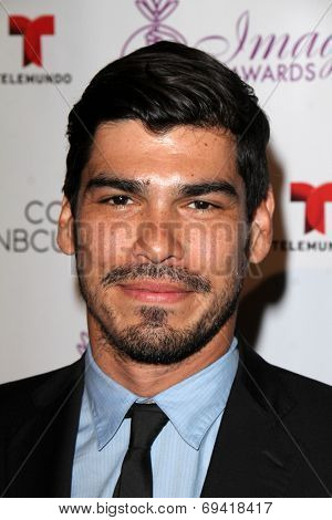 LOS ANGELES - AUG 1:  Raul Castillo at the Imagen Awards at the Beverly Hilton Hotel on August 1, 2014 in Los Angeles, CA