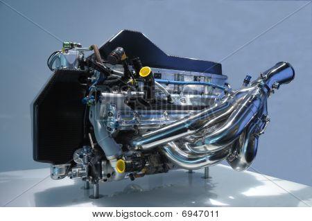Powerful Car Engine