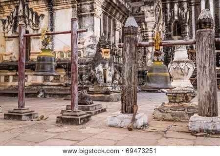 Ananda Temple Bells, Myanmar