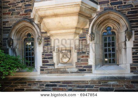 Old World Style Windows