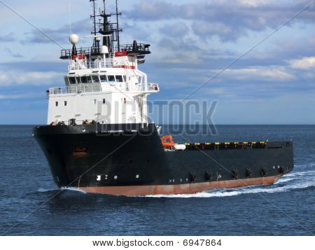 Offshore Supply Vessel A1